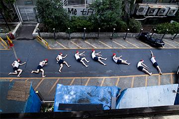 組体操BOYS