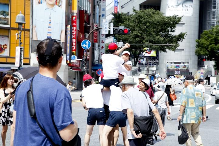 写真連載『組体操BOYS』 vol.01