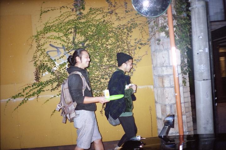 連載「大人のブカツ」vol.02  SPINCOLLECTIF TOKYO