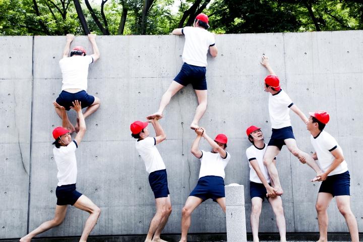 写真連載『組体操BOYS』 vol.02