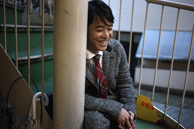 小橋賢児インタビュー 新しい仕事のつくりかた