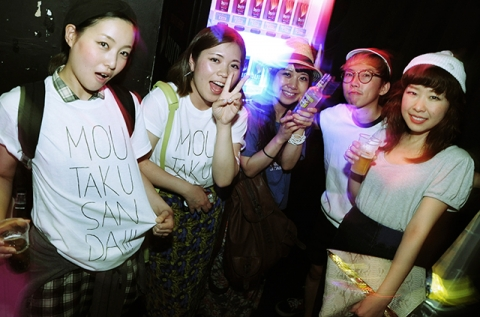「MOUTAKUSANDA!!! PARTY REPORT」vol.2